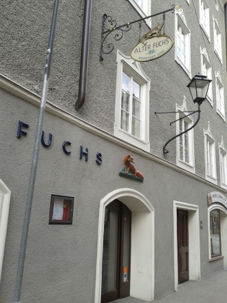 Restaurant Alter Fuchs in Salzburg