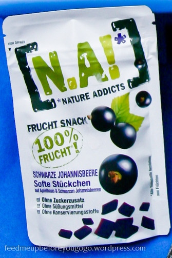 N.A! Nature Addicts schwarze Johannisbeere