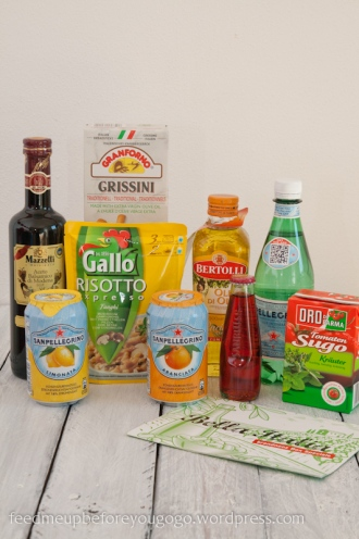Brandnooz Box Bella Italia Inhalt