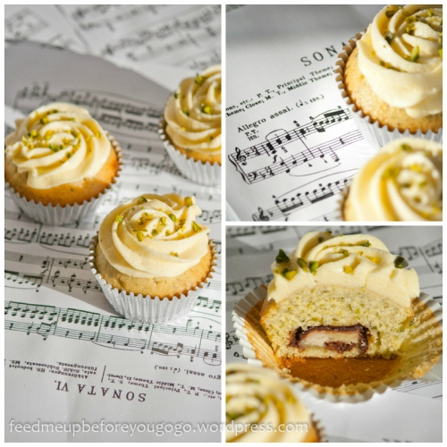 Mozart Cupcakes Rezept Feed me up before you go-go