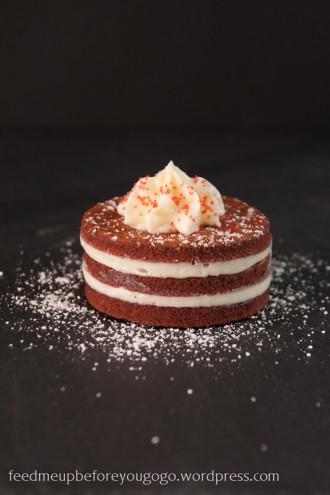 Red Velvet Mini cakes-1