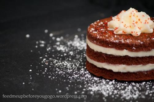 Red Velvet Mini cakes-2