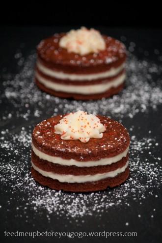 Red Velvet Mini cakes-3