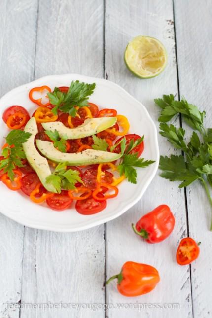 Avocado-Tomaten-Salat_mit_Babypaprika-1