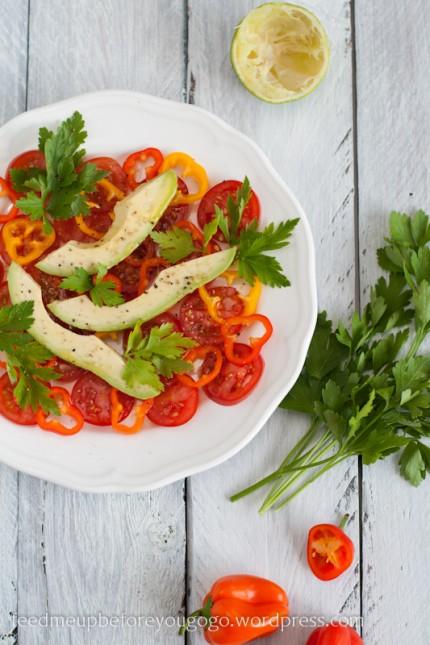 Avocado-Tomaten-Salat_mit_Babypaprika-3
