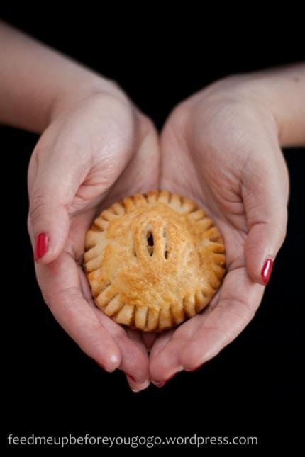 Hand Pies mit Birnen-Amaretto-Füllung-2