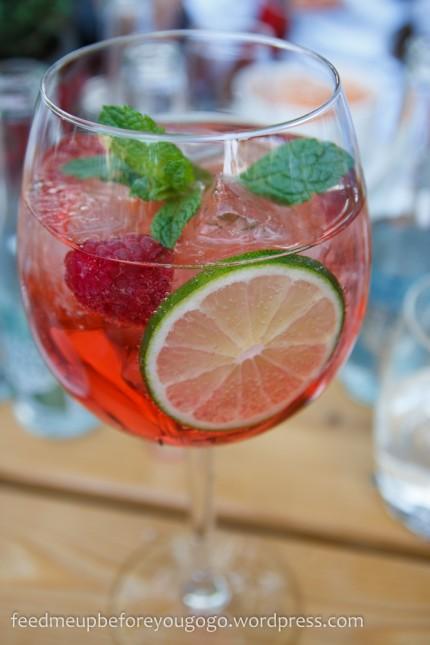Gin & Tonic Pop-up-Bar Viktualienmarkt München-4