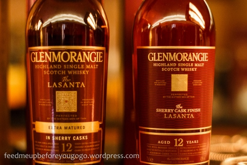 Glenmorangie Lasanta Singe Malt Whisky-1