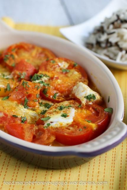 Tomaten mit Kokos und Chili Nigel Slater Tender Gemüse-2