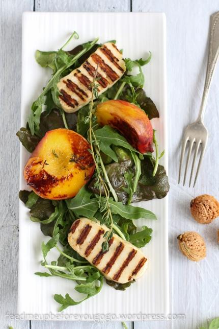 Pfirsich-Halloumi-Salat-2